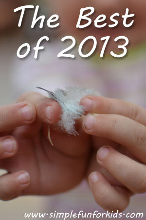 The Best of 2013 on Simple Fun for Kids