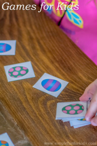 Simple homemade games for kids on Simple Fun for Kids!