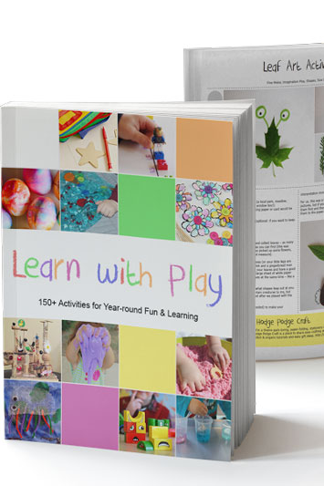 Learn with Play Book