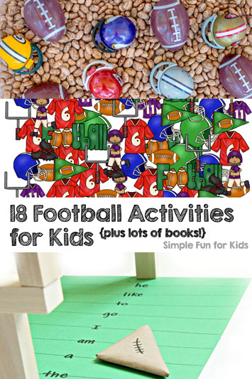 18 Football Activities for Kids