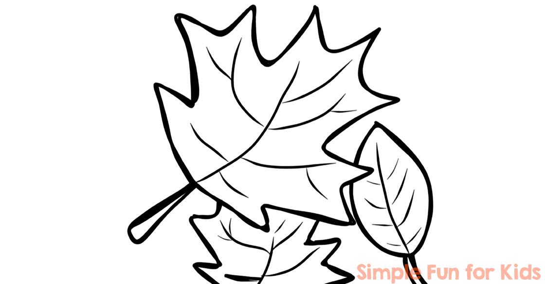 Fall Themed Coloring Pages To Print