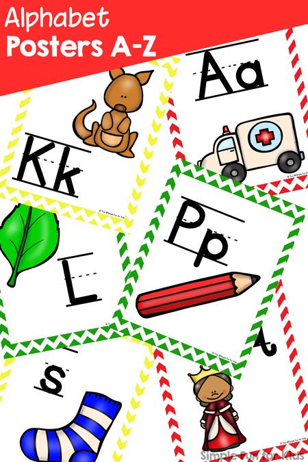 colorful cars alphabet cards printable simple fun for kids. Black Bedroom Furniture Sets. Home Design Ideas