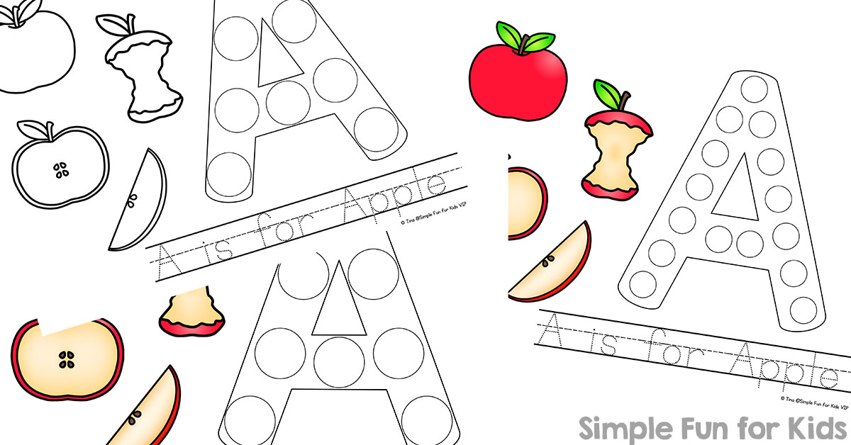 Apples Coloring Pages - 35 Pages of Apple Coloring Fun | Apple ... | 628x1200