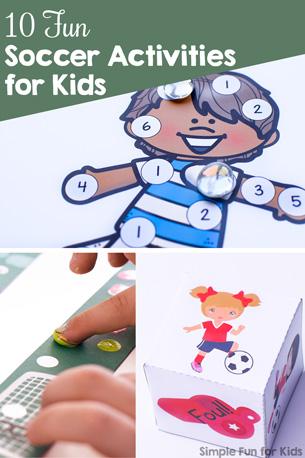 10 Fun Soccer Activities for Kids