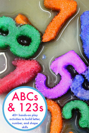 ABCs & 123s - get the book now!