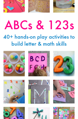 ABCs & 123s On Sale Now!