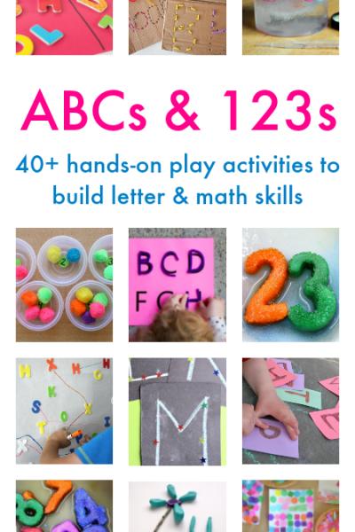 ABCs & 123s On Sale Now!