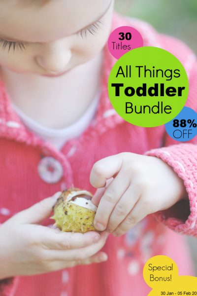 All Things Toddler Bundle