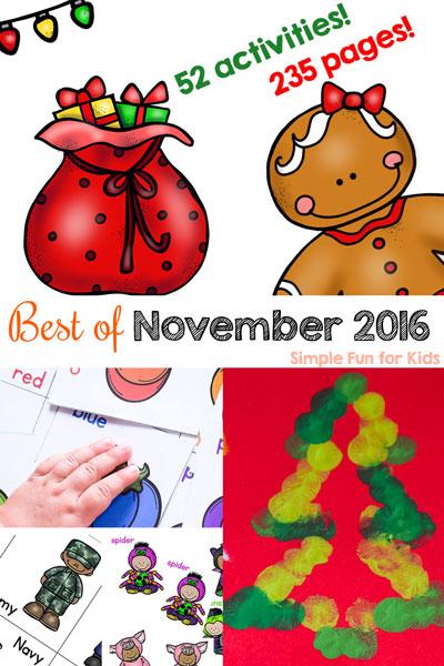 Best of November 2016