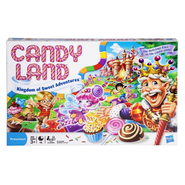 Candy Land is one of the most well-known games for very young kids. It made our gift guide of the 10 best board games for preschoolers and kindergarteners!