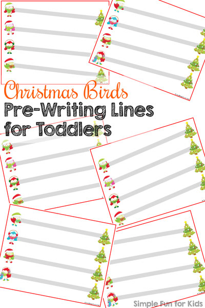 Help Your Toddler Get Ready For Handwriting In A Couple Of Years With These  Basic Cute