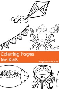 Printable Coloring Pages for Kids! My kids love them, and there are lots of good ones here. Plus, they're all in pdf format and print beautifully!