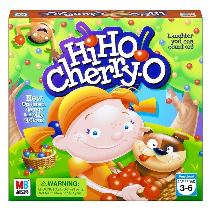 Have you played Hi Ho Cherry-O? It's one of our favorite simple games for young kids! Check out my gift guide of the 10 best board games for preschoolers and kindergarteners!
