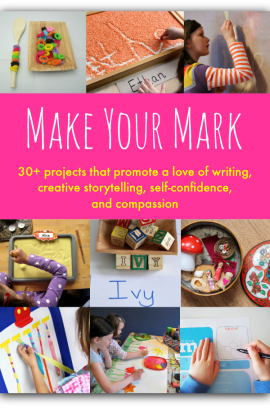 Make Your Mark – Creative Storytelling, Self-Expression, Compassion, and Caring