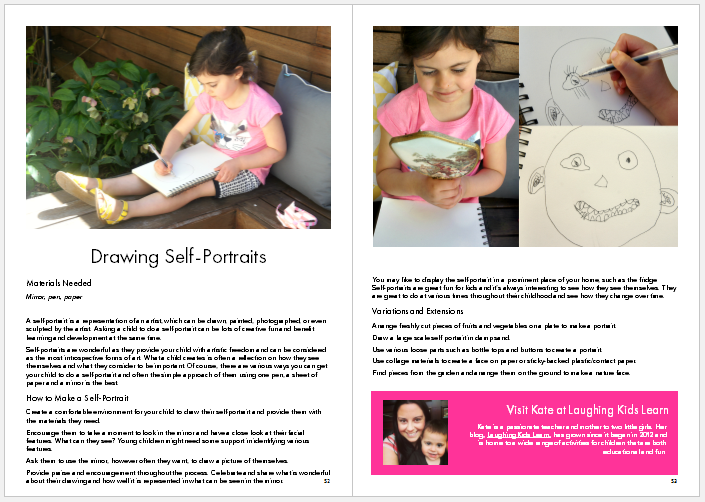 Make Your Mark: 30+ play, art, and literacy activities and six sets of printables that foster a love of writing, creative storytelling, and self-confidence and compassion in kids from toddler to elementary age!