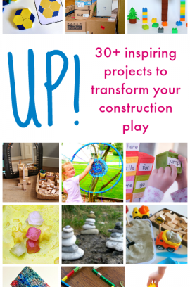 Ebook Up! – Learning with Blocks and Construction Play